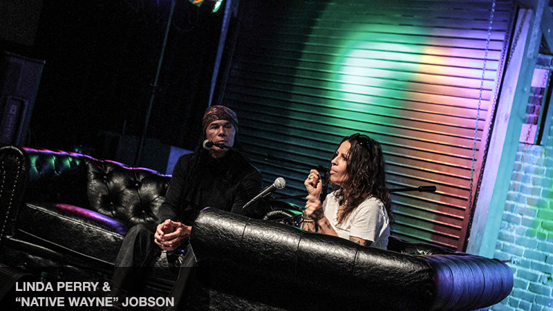 Lets Talk Music Linda Perry Image