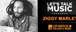 Lets Talk Music Ziggy Marley Header