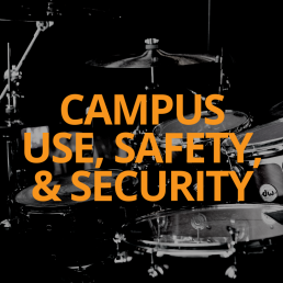 Campus Use, Safety & Security Linked Photo