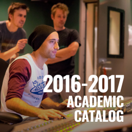2016 - 2017 Academic Catalog Link Photo