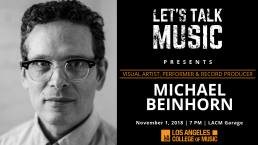 Michael Beinhorn LTM