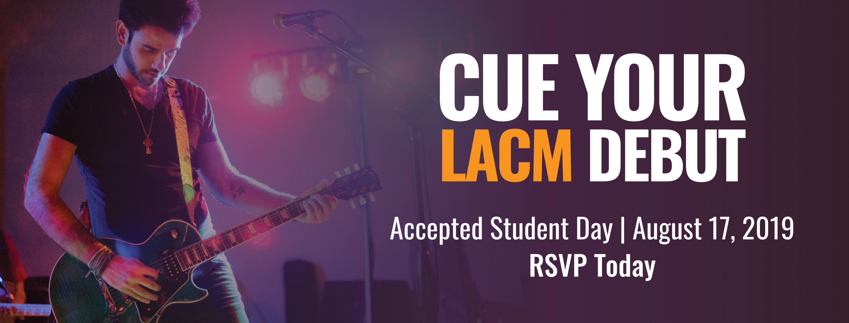 LACM – Los Angeles College of Music