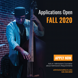 Fall 20 Apps Open
