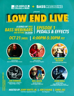 Low End Live: Episode 1