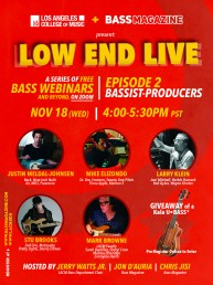 Low End Live Episode 2