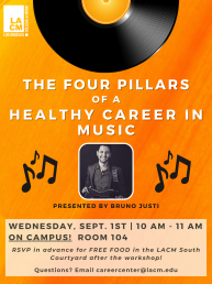 The Four Pillars of a Healthy Career in Music